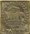 Anderton Boat Lift Patron plaque